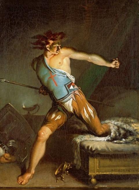 Richard III   Nicolai Abraham 1743-1809