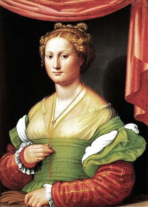 Vannozza Cattanei, Lucrezia Borgia's mother 1442-1518