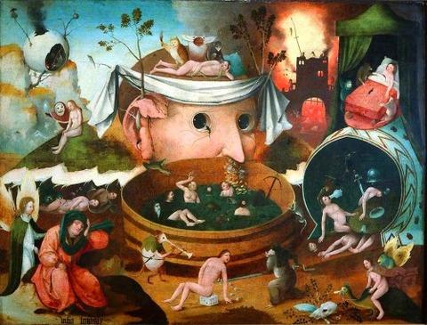 Hieronymus Bosch's work