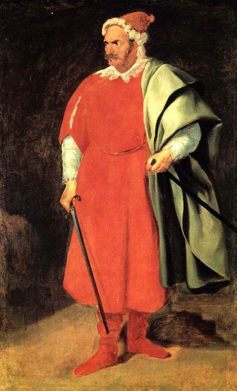 The Jester Barbarroja  1640