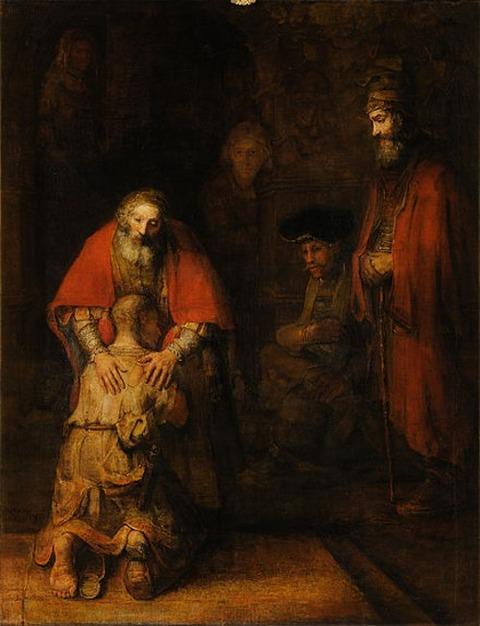Rembrandt_Harmensz_van_Rijn_the_Prodigal_Son 1662-1669
