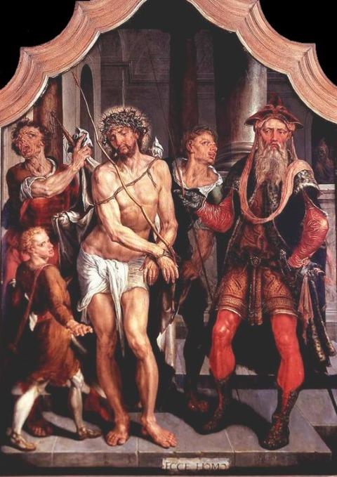 Ecce Homo  1560  Maerten van Heemskerck