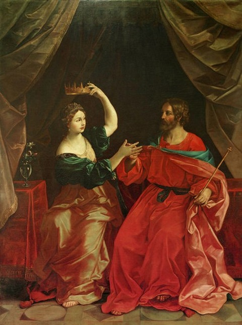 Semiramis and Ninus GUIDO RENI 1625