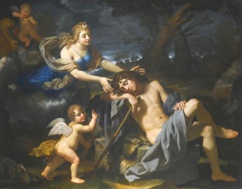 Benedetto Gennari  1633 - 1715
