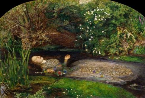 ジョン・エヴァレット・ミレー  1852
