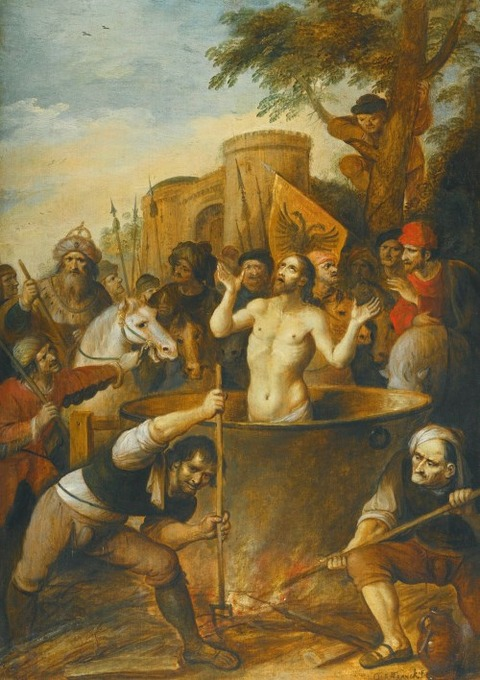 attributed to Frans Francken the Elder 16-17th