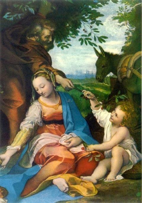 BAROCCI, FEDERIGO  1570-73