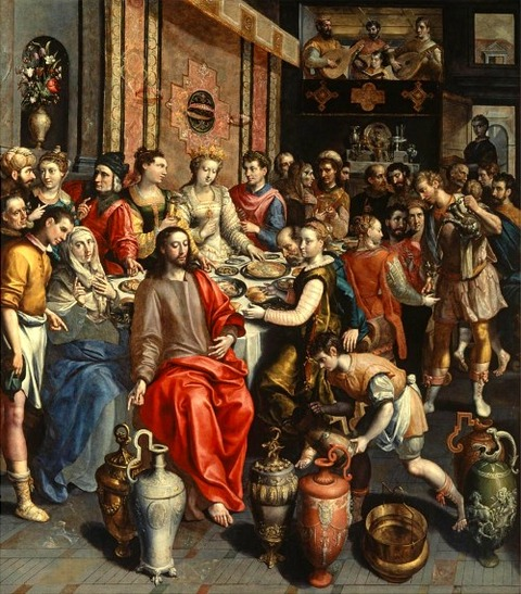 Maerten de Vos 1597