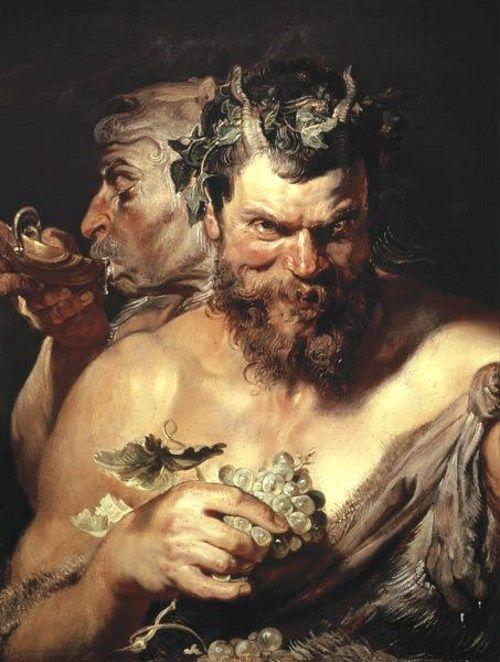 精霊 ギリシャ 神話