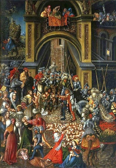 Workshop of Lucas Cranach the Elder  1515