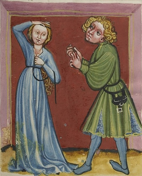 manuscript 1400 – 1410 -