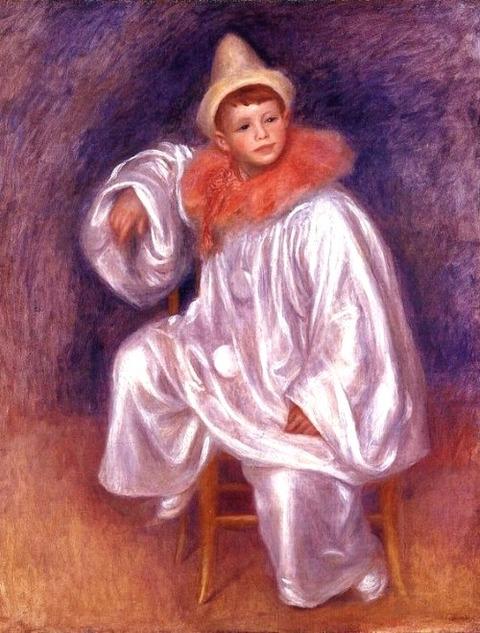 The White Pierrot (Jean Renoir)