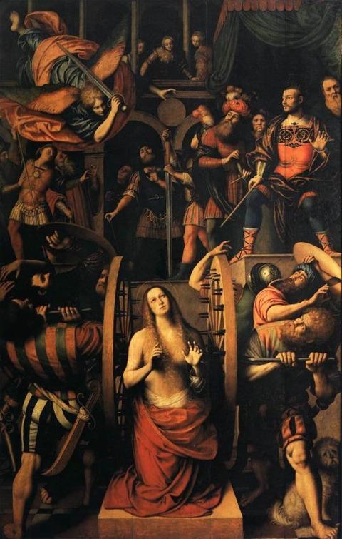 FERRARI, Gaudenzio 1475 - 1546