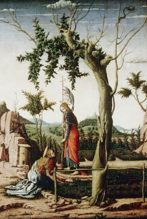 Andrea Mantegna 1431-1506 Noli me Tangere
