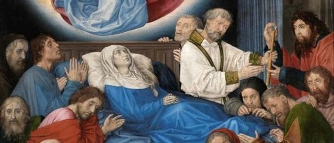 The Death of the Virgin 1472–80 -