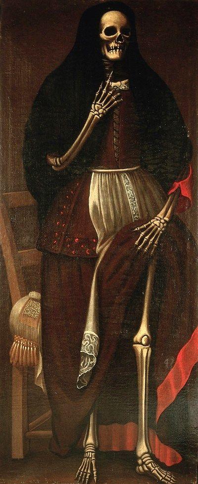 attributed to Spanish painter  1680