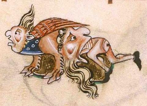 Gorleston Psalter 1310