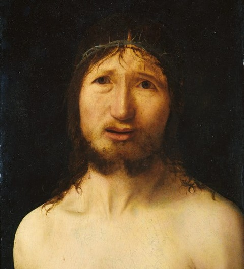 Christ Crowned with Thorns (1470)