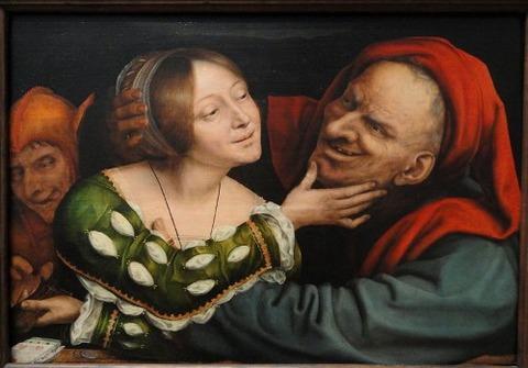 Quentin Matsys  1520-25