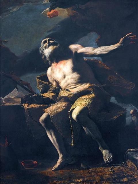 saint paul the hermit mattia preti