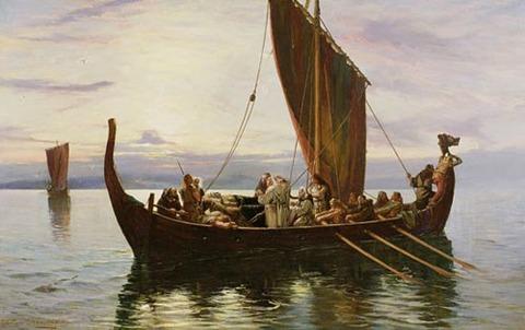 gibb-viking-funeral