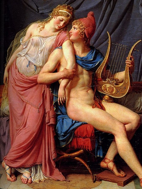 Jaques-Louis David, 1788