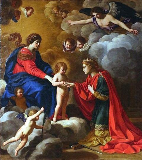 Giacinto gimignani 1645-50