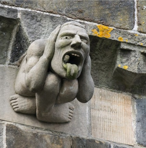 Paisley_Abbey_New_Gargoyles  (9)