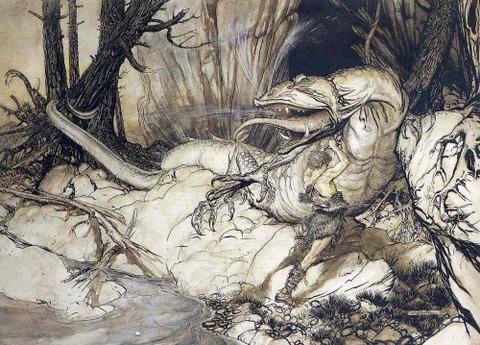 Rackham, Arthur 1911