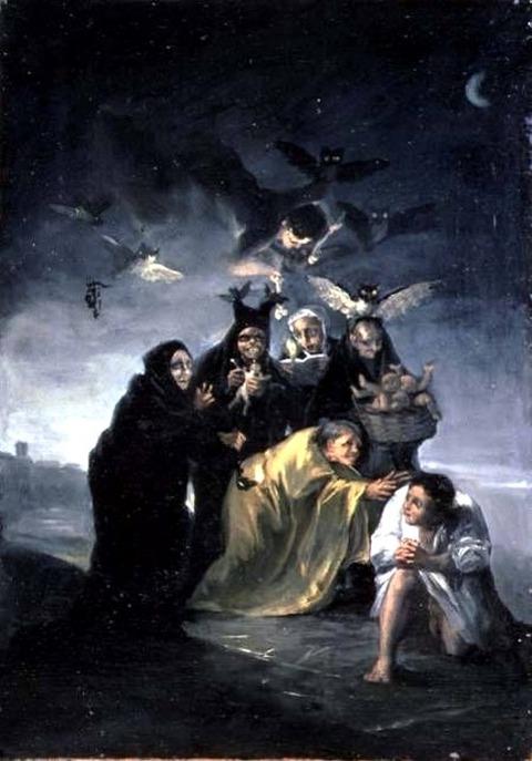 Goya y Lucientes 1746-1828