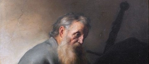 Jan Lievens St Paul 1627-29 -