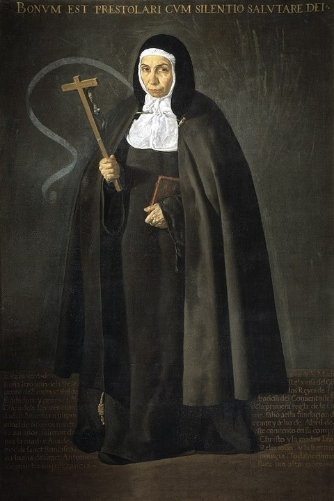 Servant of God Mother  1620