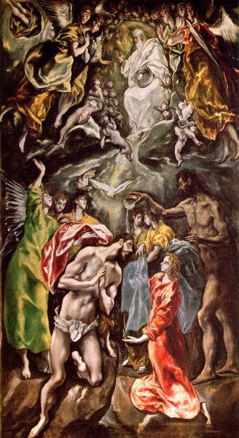 1608 - El Greco