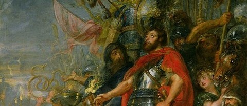 The Triumph of Judas Maccabeus, 1635 Rubens, Peter Paul -