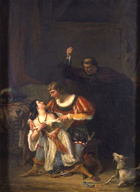 Auguste Couder 1837