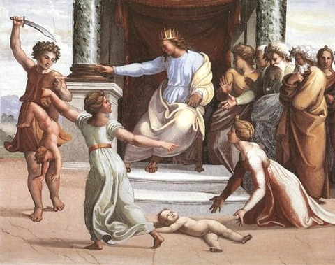 Raphael  1518-19