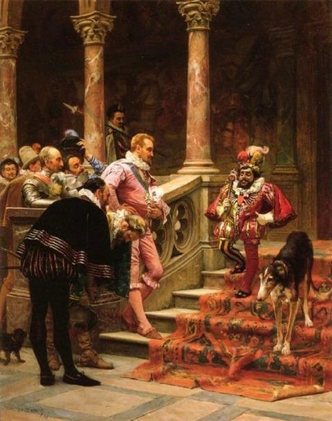 Eduardo Zamacois y Zabala The Favorite of the King