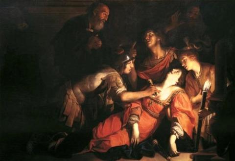 Francesco Rustici 1624-25