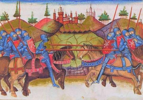 fifteenth-century manuscript
