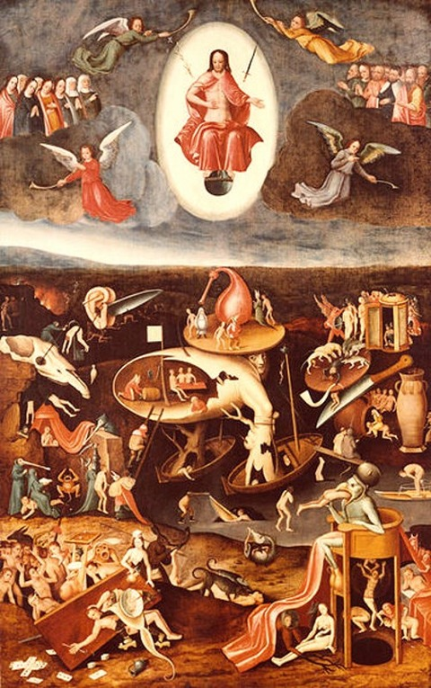 Circle of Hieronymus Bosch 1465-1516