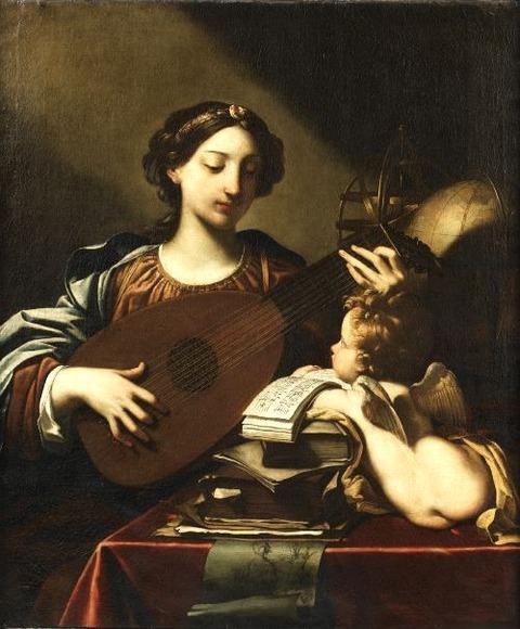 Michele Desubleo [1602-1676]  music