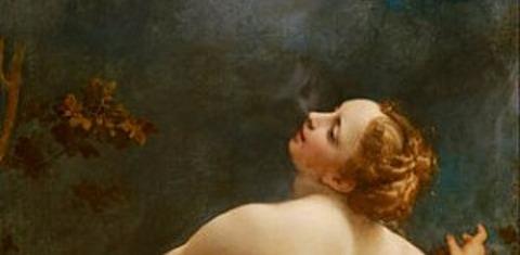 Antonio Allegri, called Correggio - Jupiter and Io 1520-40 -