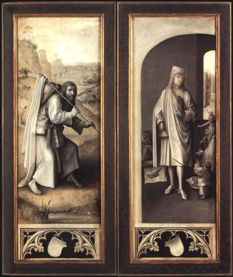 Last Jjudgment Triptych 1504-08