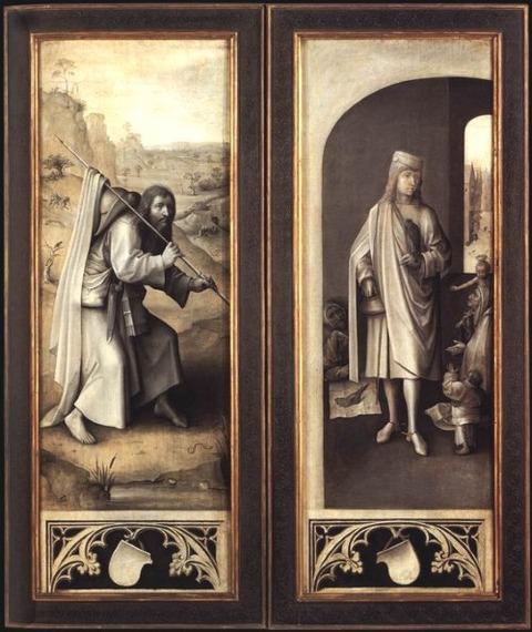 Last Jjudgment Triptych 1504-08