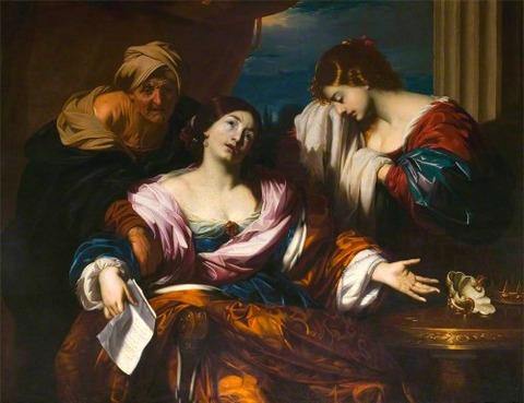 Nicolas Régnier 1665–1667(attributed to)