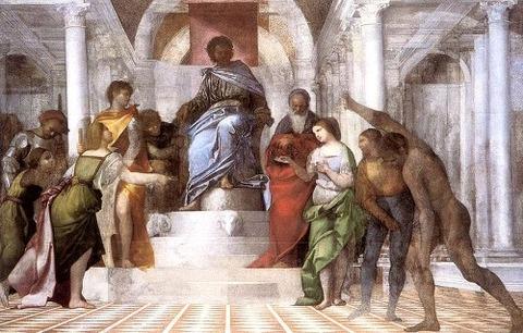 Sebastiano del Piombo 1508-10