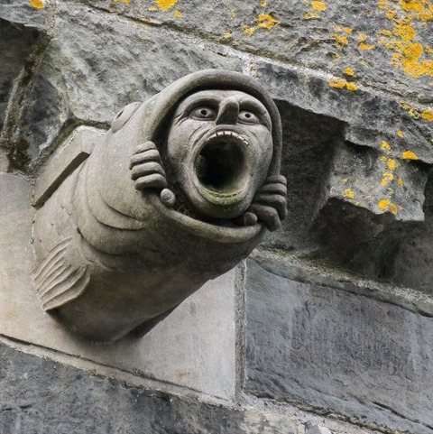 Paisley_Abbey_New_Gargoyles (5)