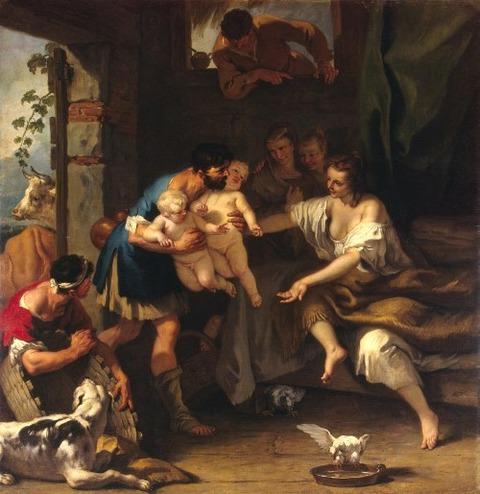 1708, Sebastiano Ricci