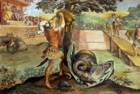 Annibale Carracci 1583-84
