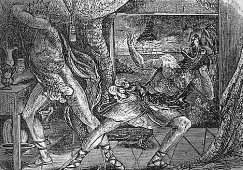 Brooks Nathan, Metamorphosen, 1849